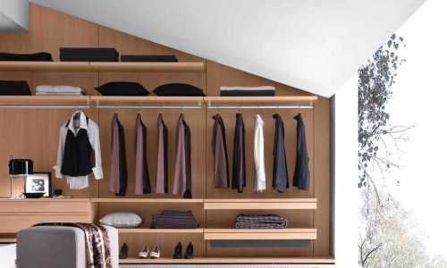 Walk In Wardrobes – Frameless