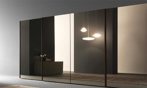 Mirror Glass Eurolife Kitchens Sydney