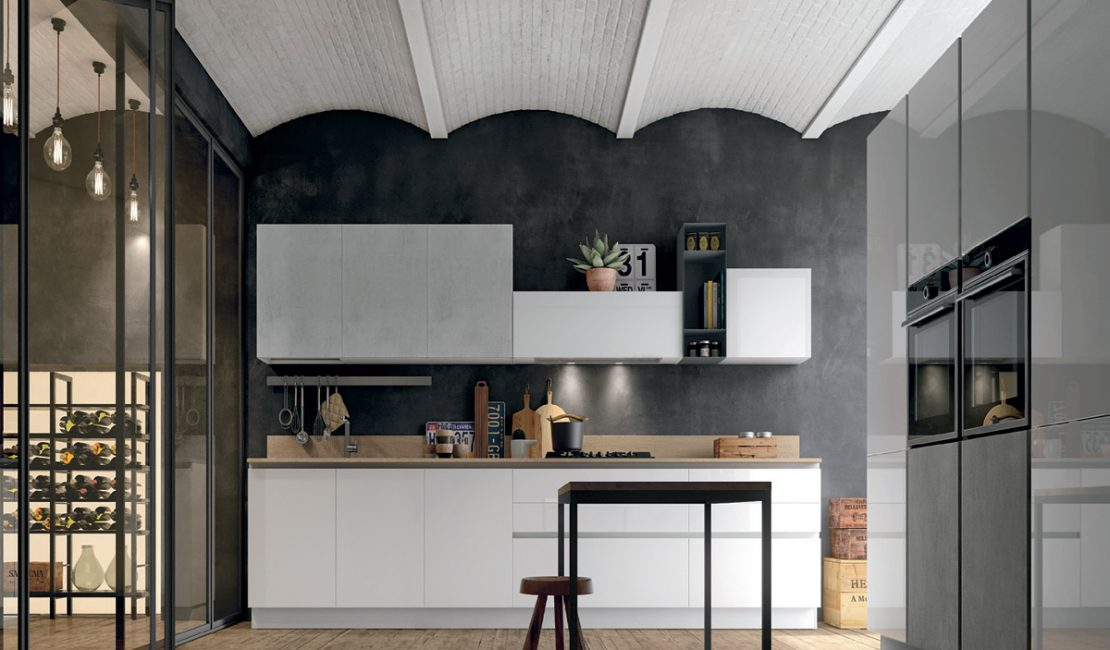 Modern kitchen Aliant 4