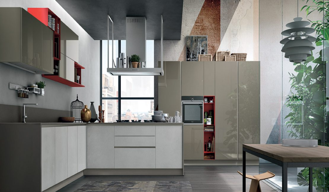 Modern kitchen Aliant 2