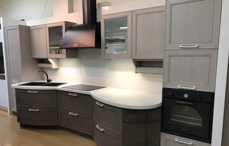 12Ex demo modern kitchen bring